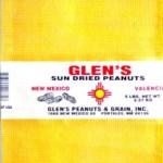 Glens Peanuts Leno Mesh Bag